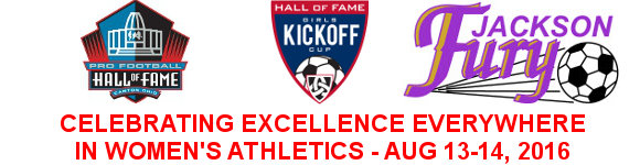 Hall of Fame Girls Kickoff Cup